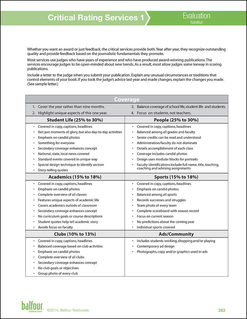 Book Evaluation_Critical Rating Services860-1