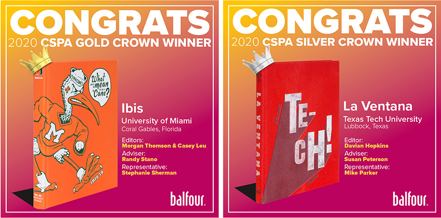 CSPA College Crowns_in post