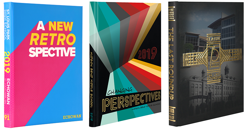 perspective art deco covers
