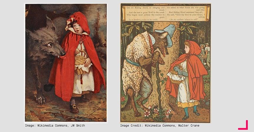 Journalism+Design_fairy tale leads