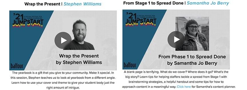 Jumpstart videos_video play access