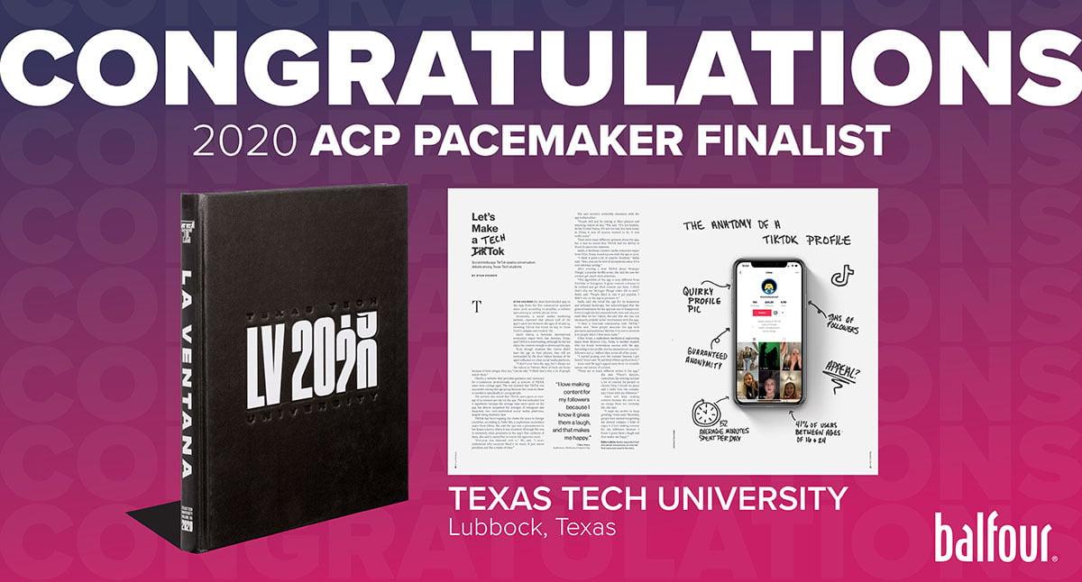 2020 ACP Colleg Pacemaker_Texas Tech