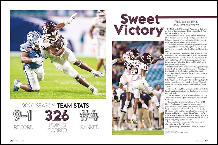21 Texas A&M football_21 ACP Design Year